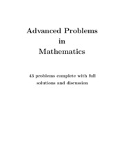 110501_Advanced_Problems_in_Mathematics02