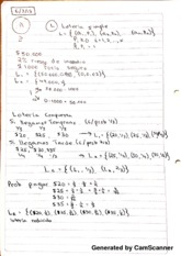 Class Notes and EX June 3, 2013 : Loitera  SImple