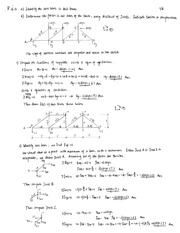 Intro to Structures Homework Trusses