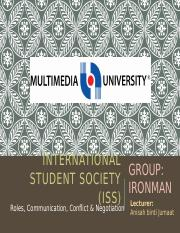 [bob 2824] INTERNATIONAL STUDENT SOCIETY (ISS)