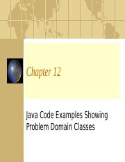 java examples