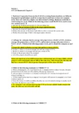 fin 534 hw 2 Fin 534 – homework set #2© 2015 strayer university all rights reserved this document contains strayer university confidential and proprietary informationand may not be copied, further.