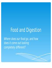 food and digestion.ppt