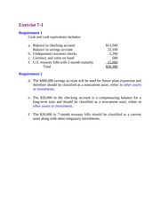 Solutions Ch-7-Receivables