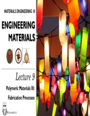 2nd Ed MatE 10 Lecture 9- Polymeric Materials III.pdf