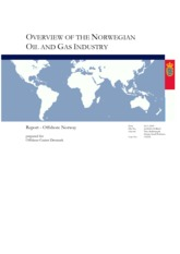 Overview of the the Norwegian Oil and Gas