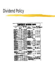 Dividend Policy.ppt