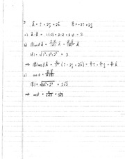MATH 3E03 Fall 2010 Class Example Solutions