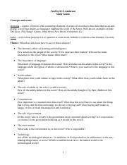 Feed Study Guide.doc