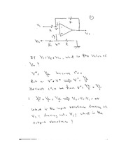 EE 2EI4 Tutorial 3 Solutions