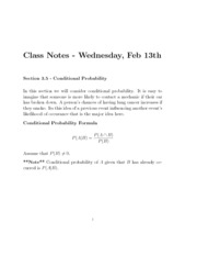 Math45476547Feb13thClassNotes