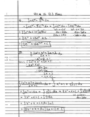 10 28 Class Worksheet and Answers - Kuta Software Infinite ...