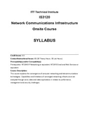 IS3120_25_Syllabus