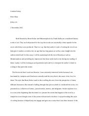 400-500 word essay about your monster essay How do you make a 500 word essay describing yourself if you cant write 500 words about yourself then other essays in your life are gonna be super hard.