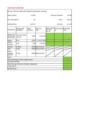 recipe costing and sales price excersize2.xlsx