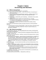 chapter 1 accounting and business.doc