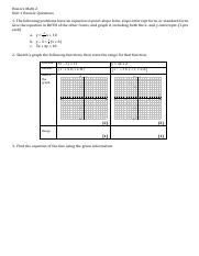 Honors Math 2 Unit 1 Review Questions.pdf