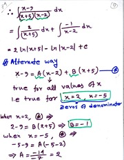 MATH 1251 Repeated Linear Factors Notes