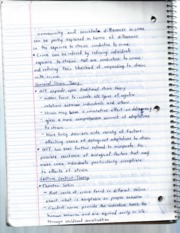 Intro to Criminology 262 Lecture Notes 9