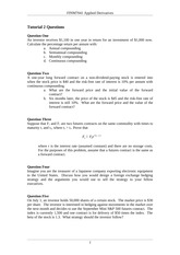 Tutorial 2 Questions (1)