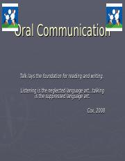 Oral Communication.ppt