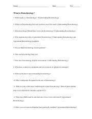 what_is_biotechnology_questions