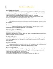 Key Terms and Concepts PHI exam 1.docx