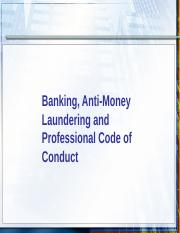 7.Banking, Professional Code of Conduct.ppt