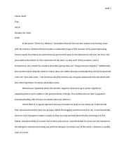 john proctor the tragic hero english literature essay john  1 pages