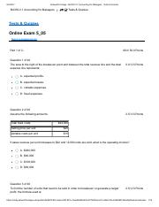 Accounting for Manager Exam 5.pdf