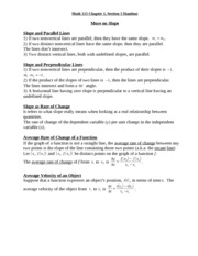 Math 115 chapter1section5 handout