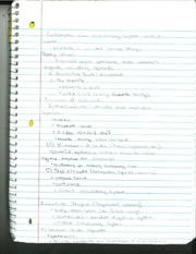BSC 120 Coelomates Notes