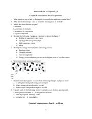 set 1 Homework Chapter 1 2  and 3 foundamental, measurement and atoms.docx