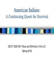 06 SOCY3020-E01 Chapter 6 - American Indians - Spring 2016.pdf