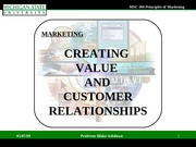 Creating Value #2