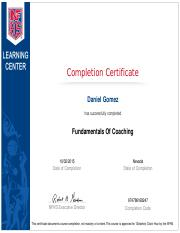 Certificate fundamentals of coaching this certificate documents 1 pages certificatepdf fandeluxe Images