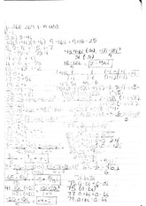 Imaginary Numbers, MTH 132 HW, Calculus 1