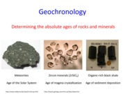 Lectures 9-10 Geochronology_LEARN