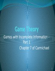 07. Games with Incomplete Information - Part 1(1).pptx