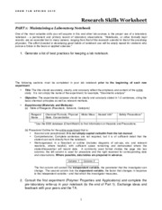 CHEM7LM_S15_Research Skills Worksheet