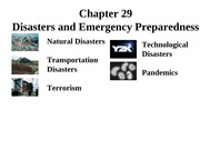 disasters and preparedness-1