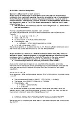 BUSS1020 – Individual Assignment