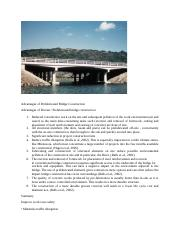 Advantages of Precast Bridge Construction and pile foundation.doc