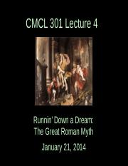 CMCL 301 Lecture 4