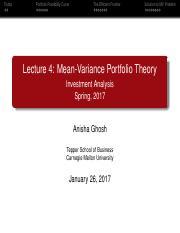 Lecture_4_Mean_Variance_Portfolio_Theory