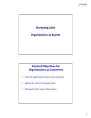 S12%20MKTG%203104%20%206%20Organizational%20Buyers%20Outline