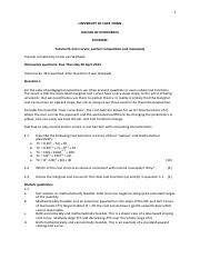 ECO2003F 2015 Tutorial 9 with guidelines for students CvW