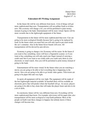 compare and contrast essay daniel otero ms debose english th  1 pages fahrenheit 451 writing assignment