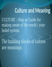 Culture and Meaning GWS- Soc Sp 20.pptx