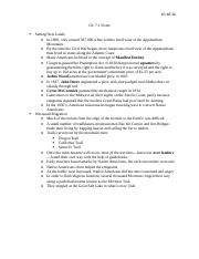 Ch. 7.1 Notes